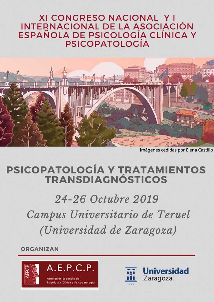 Resumen XI Congreso Nacional y I Internacional de la Asociación Española de Psicología Clínica y Psicopatología