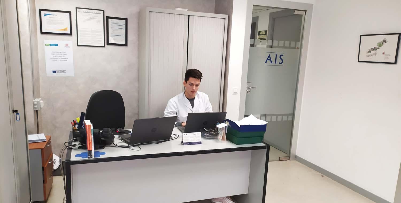 AIS Reforça El Departament D'administració Gracies Al SOC I Al Programa De Garantia Juvenil