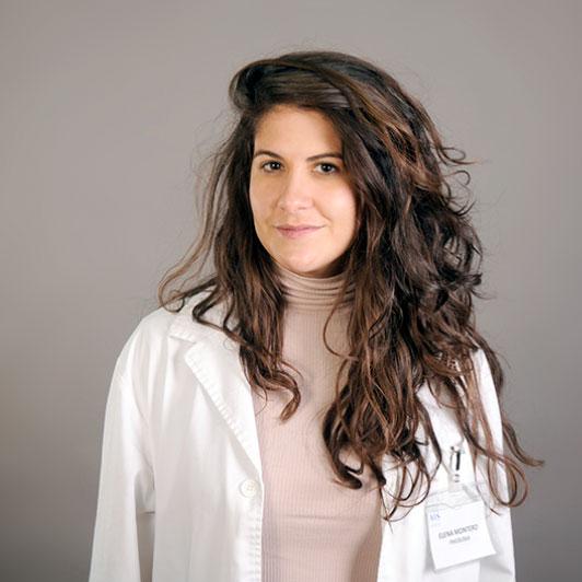Dra. Elena Montero. Psicóloga. AIS