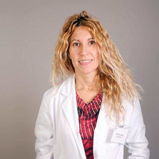 Dra. Marta Baño. Psicóloga. AIS