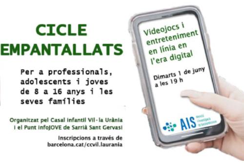 Abiertas Las Inscripciones Para El Ciclo De Charlas Gratuitas «Empantallados»